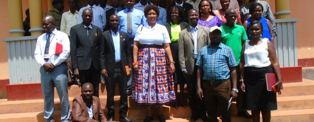 Deputy IGG and her Delegate